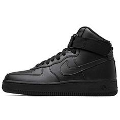 Textil Textil Leder Synthetik 9.0 178 Sneaker High High Top Sneakers, All Black Sneakers, Air Force 1 High, High Tops, Womens Fashion, Shoes, Nike Women, Zapatos, Shoes Outlet