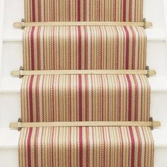 Products | Runners for stairs and halls | Multi/Bright | Remy Narrow: Maple - Roger Oates Design