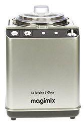 Magimix Turbine à Glace ijsmachine 2 x 1,6 liter rvs