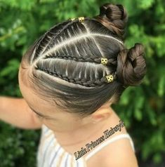 Hair ideas for girls hairdos 49 Best Ideas Girls Hairdos, Lil Girl Hairstyles, Girls Braids, Braided Hairstyles, Trendy Hairstyles, Toddler Hairstyles, Curly Hair Styles, Natural Hair Styles, Love Hair