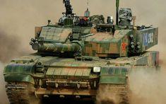 Type 99A2 (China)