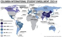 Columbia's international students, need-aware admissions, and the question of global diversity | Columbia Spectator