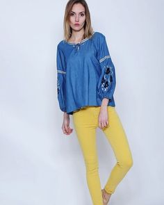 Hello TuesdaySpring Collection Available at www.capriccioshop.gr  #moodoftheday #casual #casualstyle #jeans #boho #color #colorblocking #maximal #trend #microtrend #fashionstyles #womanslook #girls #women #fresh #newcollection #availablenow #newarrivals #aboutalook #fashionista #editorial #motivation #springoutfit #instafashion
