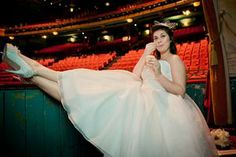 Mayflower Theatre, Southampton is the perfect romantic alternative to the traditional wedding venue. A Grade II listed building; it is a remarkable venue for your service, providing endless exciting opportunities for a memorable day.