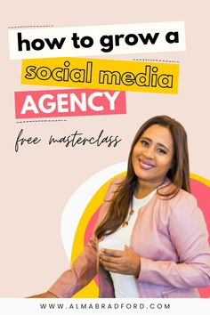 Watch this FREE MASTERCLASS and learn how to start your own social media management business while working from home! #socialmedia #workfromhome Marketing Goals, Social Media Marketing, Digital Marketing, Home Based Business, Business Ideas, Online Business, Management Tips, Project Management, Influencer Marketing