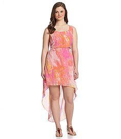 Jessica Simpson Woman Charleston Maxi Dress #Dillards