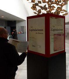 """Visita guiada a Exposición Capitulaciones de Almería:  Planteamos, 525 años después, un recorrido tuitero a la """"Exposición de las Capitulaciones de Almería"""", con el objeto de acercar, un poco más, un momento crucial en nuestra historia a nuestros amigos lejanos y cercanos. #MuseodeAlmería #TuMuseo"""