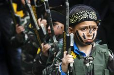 isis muslim kids [Kinder-ISIL] ISIS boasts of kindergarten terror squad, complains of eating cats and dogs
