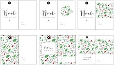 Et hop, voici le dernier petit lot des étiquettes de Noël du calendrier de l'avent ! J'avais tout hâte de vous les montrer. Je tenais à vous proposer, comme chaque...
