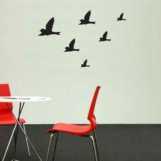 Wall Decal Flying Bird