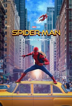 Spider-man: Homecoming Jon Watts) - seen in November on TV Tom Spiderman, Comics Spiderman, Marvel Comics, Films Marvel, Marvel Movie Posters, Marvel Comic Universe, Amazing Spiderman, Marvel Heroes, Marvel Cinematic Universe