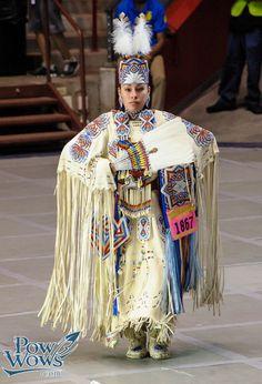 Pow Wow Photos – PowWows.com » » Buckskin – 2014 Gathering of Nations