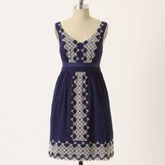 3x Hp Anthropologie Camilla Dress