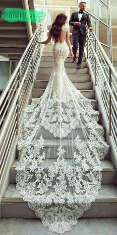 19201559fd Best Wedding Dresses Trends for 2019 - 2020  weddingdresses   weddingdressesmoscow  weddingdressesstore  weddingdresses2019