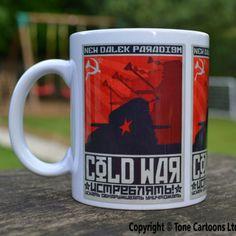 Dalek Cold War Mug