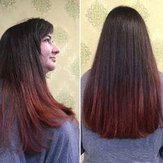 Balayage de rojos con Barbara. #peluquería #Vintage #barbería #Artero #premiademar #hairstyle #haircut #ProNatural #calidad #bienestar