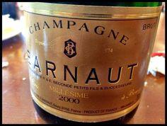 El Alma del Vino.: Champagne Barnaut Brut Millésime 2000.