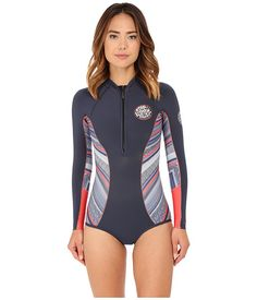 Rip curl g bomb l s spring suit high cut. Buy Henderson Thermoprene Women's  Springsuit Shorty Wetsuit ...