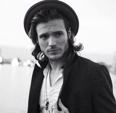 mcfly, music, dougie poynter, 2010s, 2014, photographed by joseph sinclair