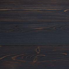KURO shou sugi ban exterior and interior wood siding