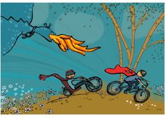 Tatiana Escallon Medium: mixed media Style: children's art Imagination « Illustration Friday