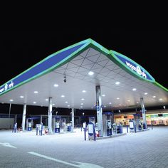 304 Series™ Recessed LED Canopy Lighting. Advanced Lighting Technologies · Petrol Station ... & 28 Best Petrol Station Lighting and Design images | Canopies Gas ...