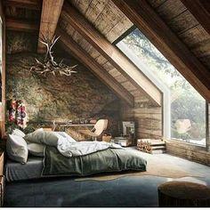 Habitación ideal - #decoracion #homedecor #muebles