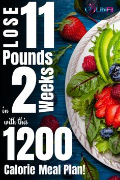 1200 calorie diet meal plans are one of the best weight loss strategies. Check out this article that contains a 1200 calorie diet meal plan to lose 11 POUNDS IN 2 WEEKS! Also grab the 1200 calorie diet pdf file for the diet at the end! 1200 Calorie Diet Meal Plans, Low Carb Diet Plan, Ketogenic Diet Meal Plan, Healthy Diet Plans, Keto Meal Plan, Healthy Eating, Ketosis Diet, Hcg Diet, Renal Diet