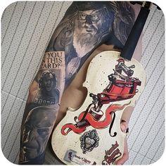 Harry Potter Tattoo: new top 100 idea in the world | Harry Potter Sleeve made by @gabripais ✖️ #tattoodo