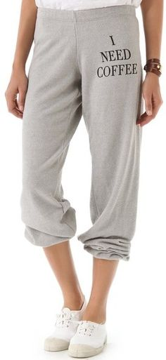 the only sweatpants i need