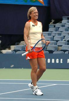 Martina Navrátilová : portrait de Martina Navratilova - Joueuse de tennis: les 15 plus grandes joueuses de tennis