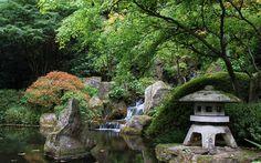 japanese gardens portland oregon | Portland Japanese Garden, Portland, Oregon pics
