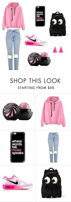 """Untitled #59"" by inastefanuta ❤ liked on Polyvore featuring Casetify, Topshop, NIKE, Anya Hindmarch and Alexis Bittar"