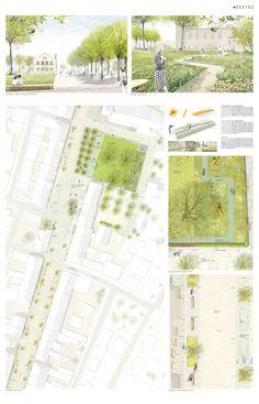 Rehwaldt (2016): Neugestaltung Stadtmitte Teuschnitz (DE), via competitionline.com