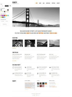 Best Minimal Golden Gate Wordpress Themes 2014 http://www.wpthm.com/wordpress/minimal