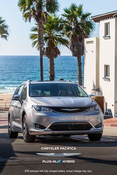33 miles with no gas. #Chrysler #ChryslerPacifica #Pacifica #Hybrid #plugin #greencar #sustainability #instavan #ecofriendly #design