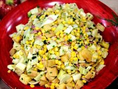 Sandra Lee's Corn Salad