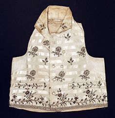 Waistcoat 1800-1815