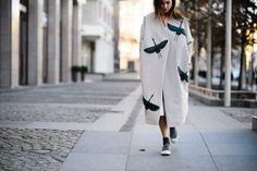 Mercedes-Benz Fashion Week Russia Street Style