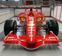 Ferrari F2007 F1 Race Car