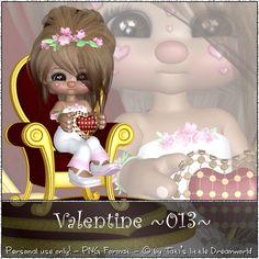 Tati's Little Dreamworld: Valentine ~013~