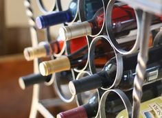 Cleaning Tip: How To Store Wine