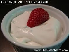 I have been making my own coconut milk Kefir for quite a while now. But recently, I began to crave the thicker creamier consistency of yogurt. So, I did some experimenting. Coconut milk yogurt is very easy to make (almost as easy as coconut milk kefir, but perhaps not quite so forgiving). Empty a can …