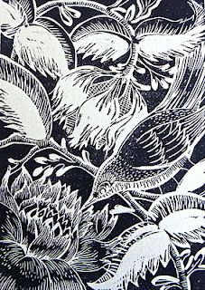 Loving these Lino Prints by Amanda Colville!!!