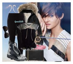 NF by lyralilith on Polyvore featuring arte