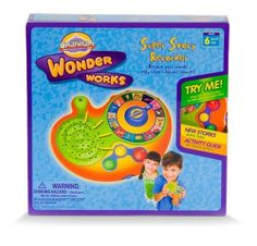 Cranium Wonder Works Super Story Recorder by Cranium. $47.50. Kids giggle as they discover the funniness of their recorded words within one of 15 stories about topics kids love. Super Story Recorder gets kids creating fun, recorded stories to become part of their own personal, one-of-a-kind, story time. Cranium Wonder Works Super Story Recorder includes an audio recorder, 15 stories, and an activity guide. Portable for fun on the go!. From the Manufacturer                With C...