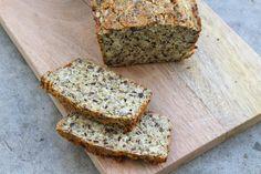 """Im gestrigen Blogpost habe ich euch das Rezept zu meinem glutenfreien Brot aus meinem (ebenfalls) neuen Buch """"Coconut Cooking"""" versprochen – es passt perfekt zur 1. Phase der Zuckerfrei-Challenge, ist..."""