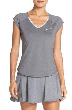 Nike 'Pure' Dri-FIT Tennis Top