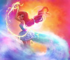 The Dragon flame by Zow3y.deviantart.com on @DeviantArt