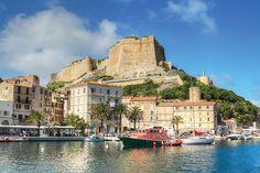 Bonifacio ~ Corsica ~ France ~ Port of Plaisance